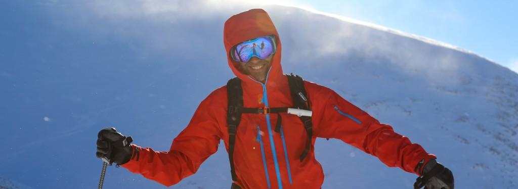 Jimmy Halvardsson guide AscentDescent