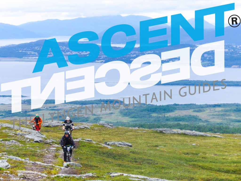 This summer we start with mountain bike tours from our office in Tromsø City. Join us for a few hours or full day tours. We use full suspension mountain bikes for our All-mountain tours.