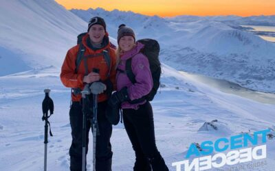 When is the best time to ski in the Lyngen?