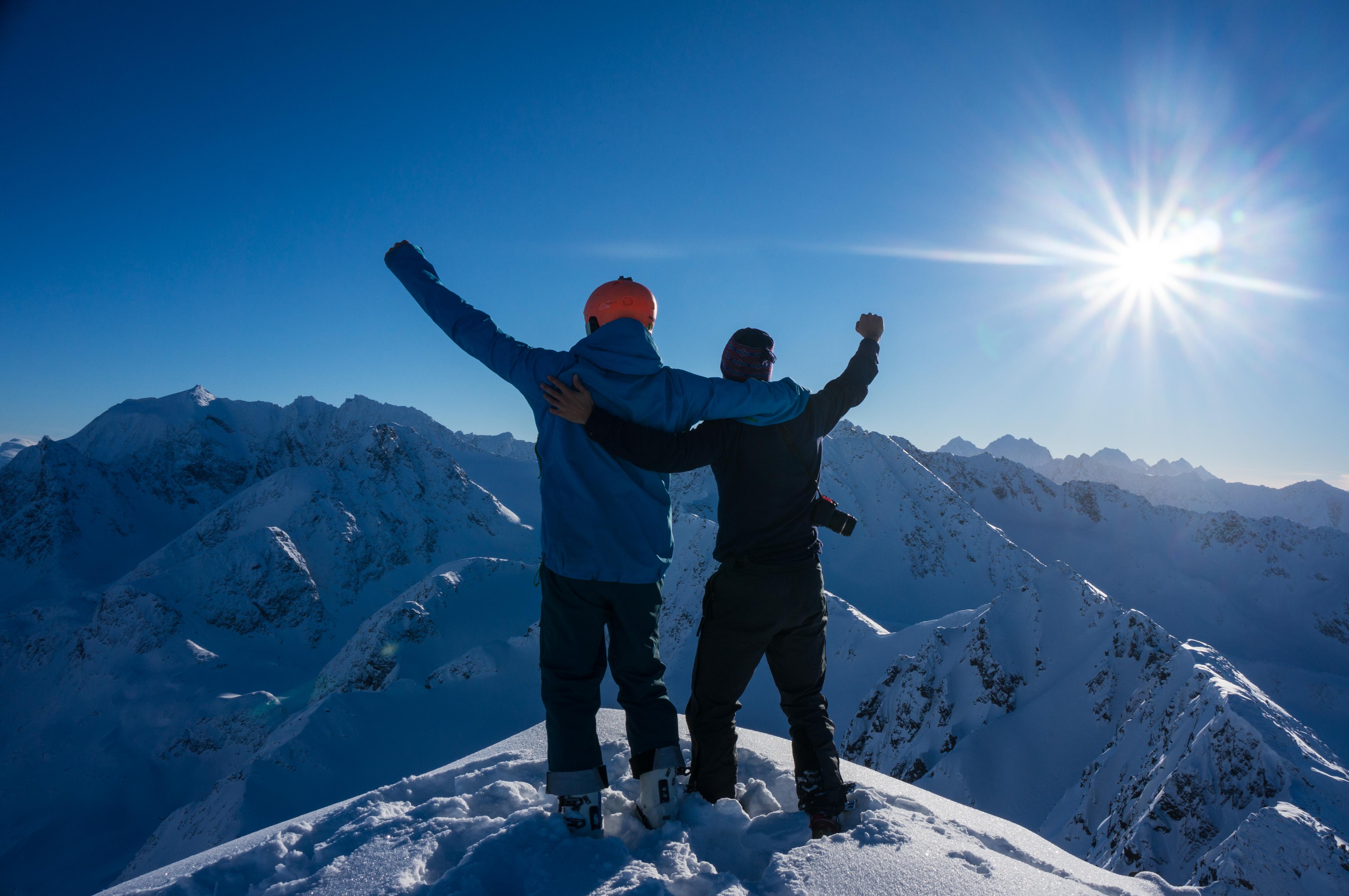 Ski the Lyngen alps